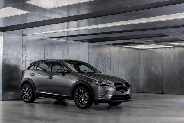 latest automotive news, best new and used cars, find a new car a8d75_2018-Mazda-CX3-610x407 Mazda CX-3 Wants to Save the Manuals, Too Mazda