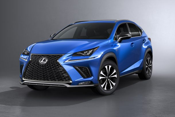 latest automotive news, best new and used cars, find a new car eed4d_2018-Lexus-NX300h-610x407 Shrinking Hybrid Premiums: 2018 Lexus NX300h Gets More Equipment, Much Lower Price Lexus