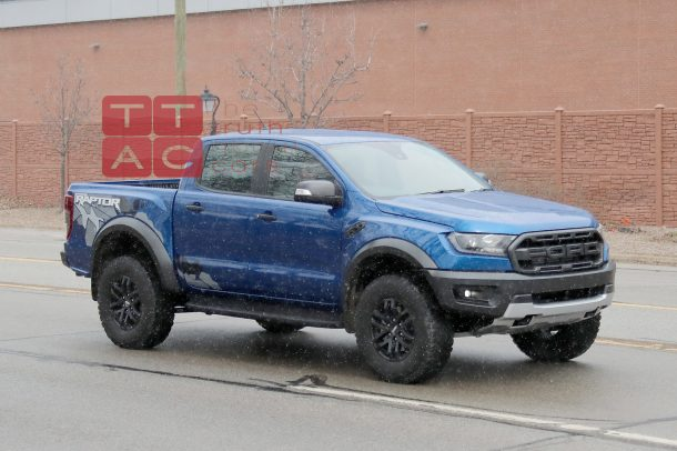 latest automotive news, best new and used cars, find a new car 42f8b_ranger-raptor-2-610x406 Spied: Ford Ranger Raptor Appears in Snowy Michigan, Thaws Frozen Hopes News